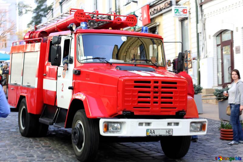 Fire engine №41483