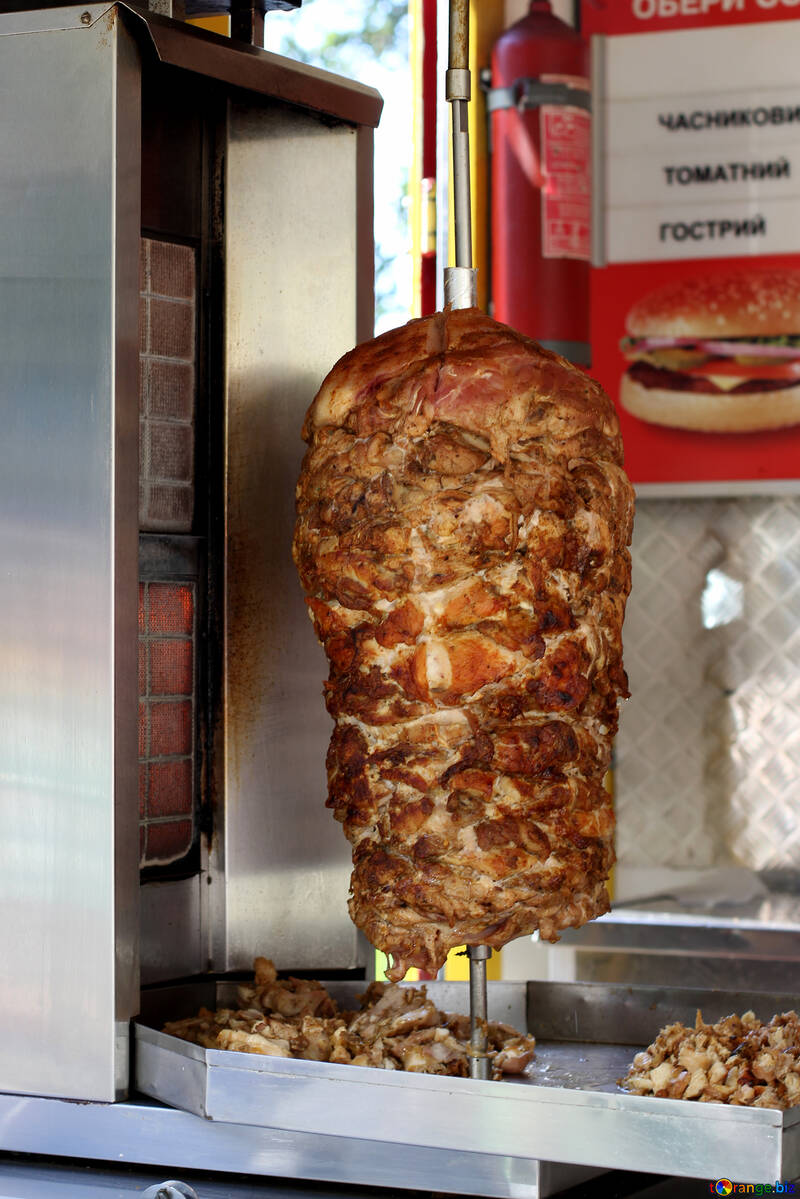 Shawarma chicken №41765