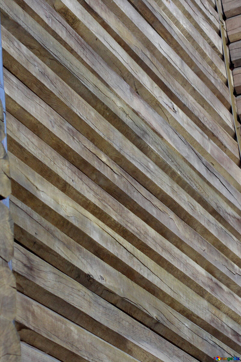 Золотые Ворота фрагмент деревянной стены текстура №41629