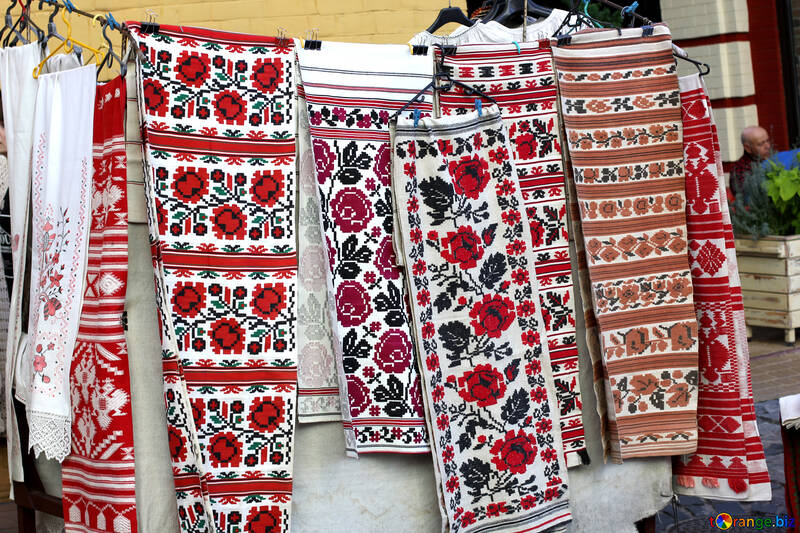 Ukrainian towels №41485