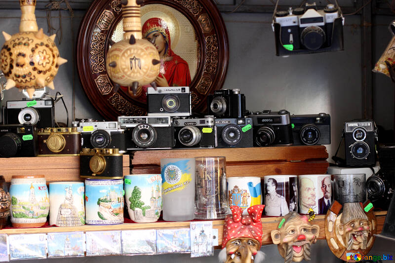 Venta de cámaras antiguas №41417