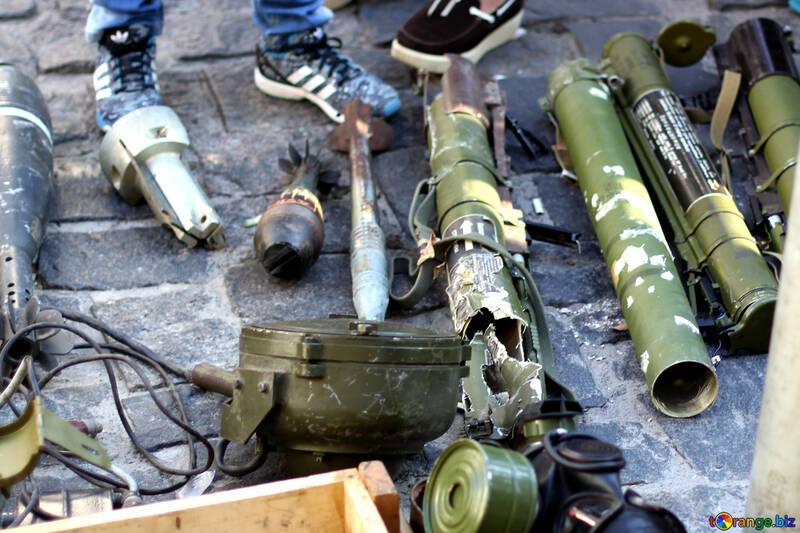 Российское оружие в Украине №41579