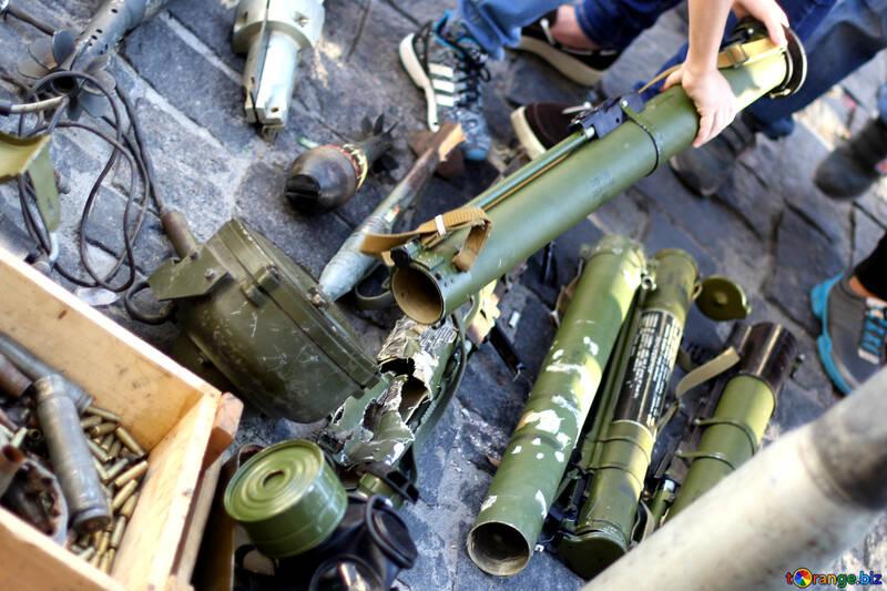 Armas rusas en Ucrania №41580