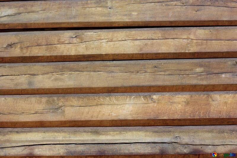 фрагмент деревянной стены №41642