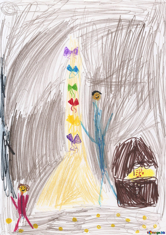 Desenhos Da Natureza Das Criancas Floresta Desenho De Fadas Das