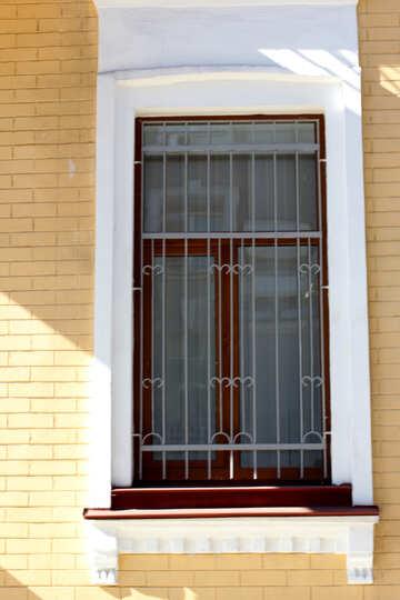 Window with bars №42037