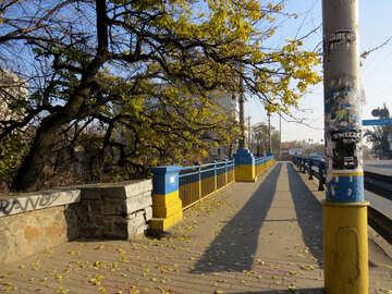Ukrainian bridge №42282
