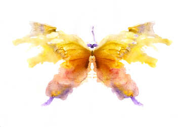 Butterfly Graphics №42695