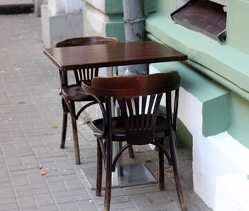 Very small cafe №42072