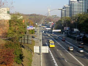 The road in Kiev №42284