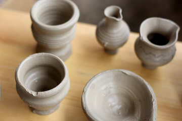 Products made of clay №42406