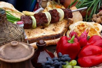 Georgian cuisine №42313