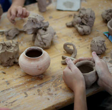 Clay crafting №42415