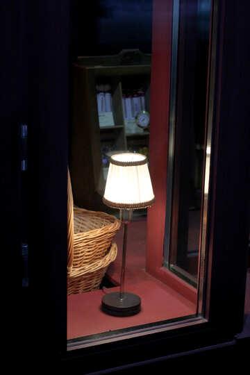 Small lamp №42152