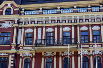 Old facade №42015