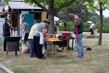Preparation pilaf Georgian №42320