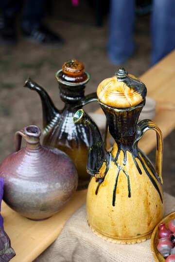 Ceramic jugs №42405