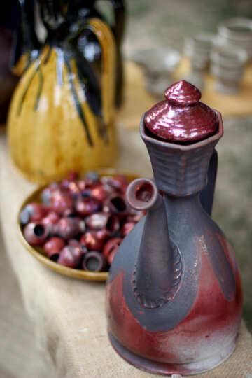 Wine jug №42397