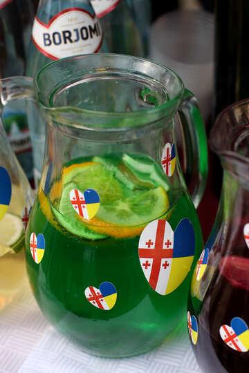 Georgian lemonade №42383