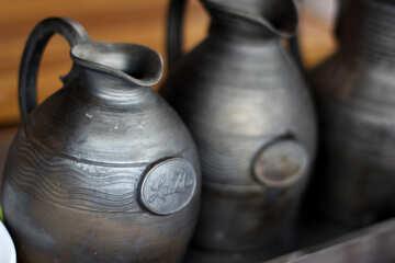 Georgian wine vessels №42366