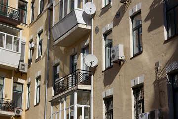 Old balconies №42116