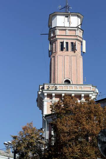 Kiev Fire Tower №42054
