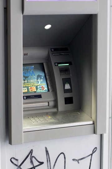 ATM machine №42165