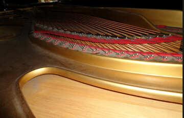 Piano inside №42906