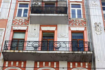 Old balcony №42100