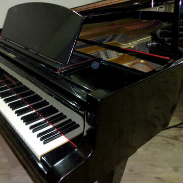 Piano keys №42917