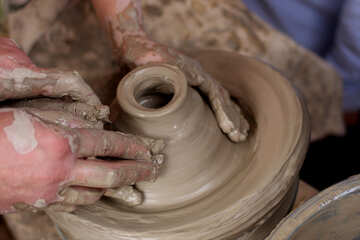 Education pottery №42401