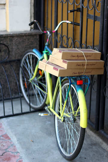 Aparcamiento de bicicletas №42192