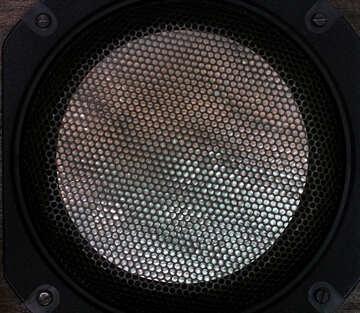 Texture mesh speaker №42289