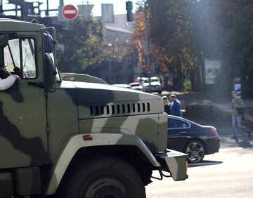 Army truck №42184