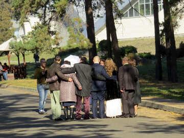Wedding is photographed №42224