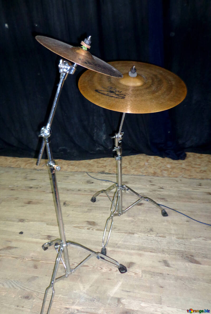 Cymbals for drums №42900