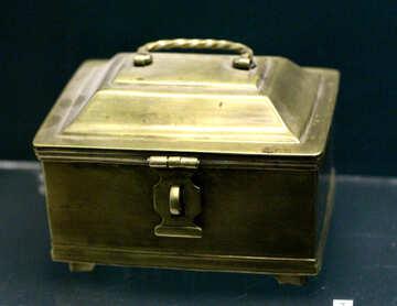 Ancient casket №43659