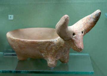 Ancient bowl №43839