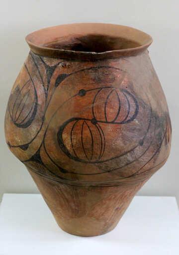 Ancient pot №43834