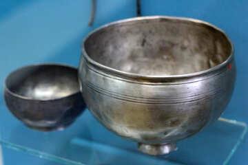 Ancient silver tableware №43982