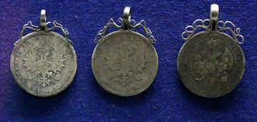 Medallions of ancient coins №43482