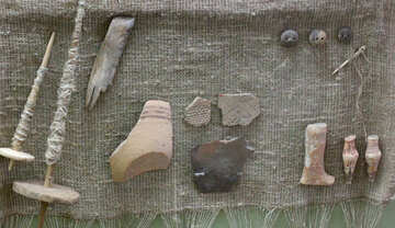 Ancient tools for weaving №43835