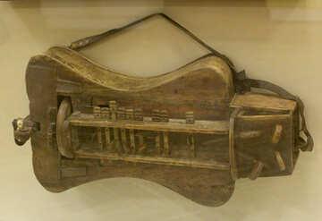 Ancient stringed instrument №43341