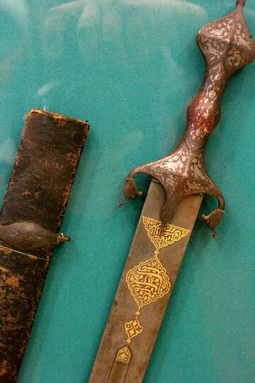 Ancient Arabic sword №43396