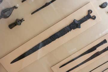 Ancient sword №43883