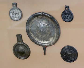 Antique mirrors 1st century №43875