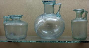 Antique Glassware №43721