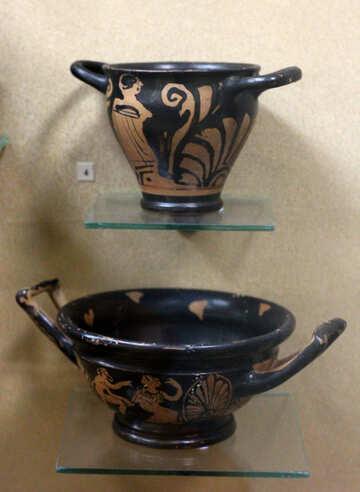 Ancient bowls №43747