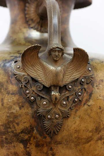 Ancient bronze №43922