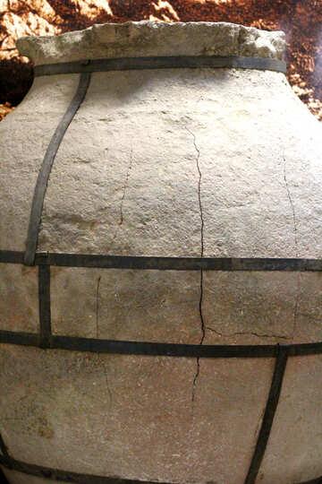 Ancient drum №43752